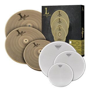 Zildjian Low Volume Cymbal Pack
