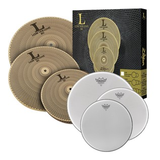 Zildjian Low Volume Pack