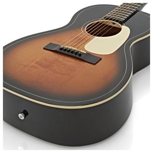 Silvertone 604 Acoustic Guitar, American Vintage Sunburst