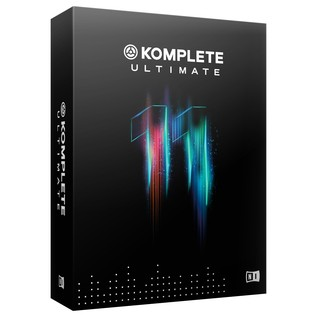 Native Instruments Komplete 11 Ultimate Full Version Pack - Komplete Ultimate 11
