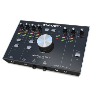 M-Audio M-Track 8x4 Audio Interface