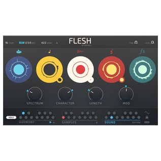 Native Instruments Komplete 11 Ultimate Upgrade For K8-K10 - Flesh