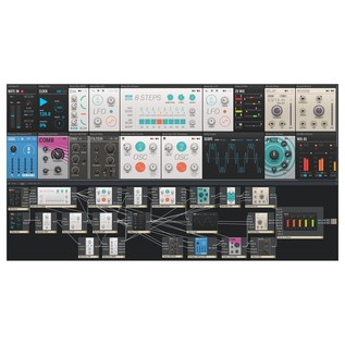 Native Instruments Komplete 11 Ultimate Upgrade From Select - Reaktor 6