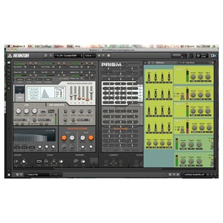 Native Instruments Komplete 11 Select - Reaktor Prism