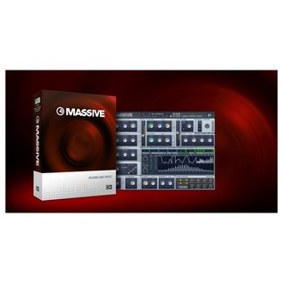 Native Instruments Komplete 11 Update For K2-K10 - Massive