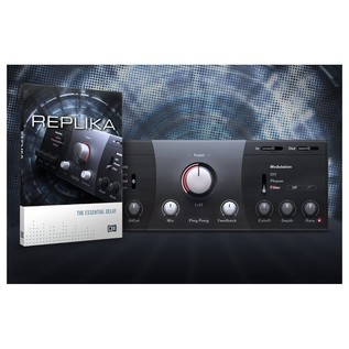 Native Instruments Komplete 11 Update From Komplete Select - Replika