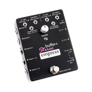 Empress Effects Stereo Buffer+