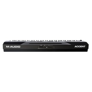 M-Audio Accent Piano Back