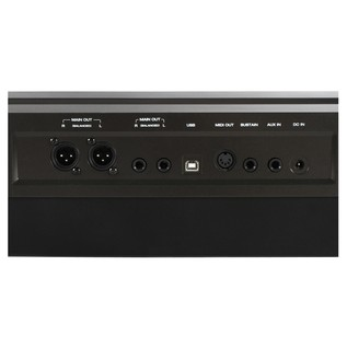 M-Audio Accent Inputs