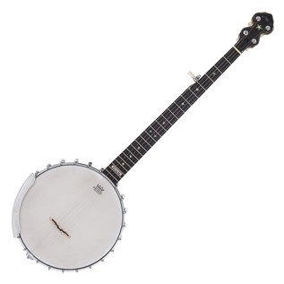 Pilgrim Morning Star Tonering, 5 String Open Back Banjo with Case