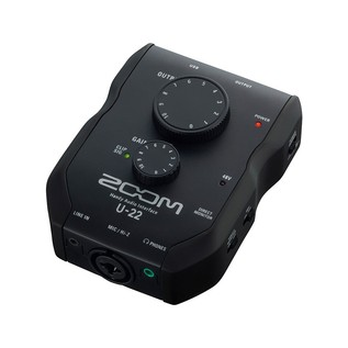 Zoom U22 USB Audio Interface