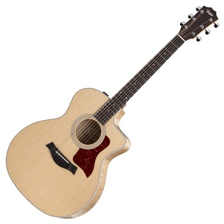 Taylor 214ce-QM DLX Grand Auditorium Electro Acoustic Guitar