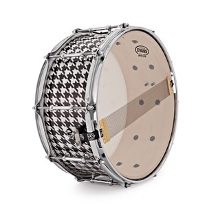 SJC Drums Tre Cool Houndstooth 14x6.5 Snare Drum