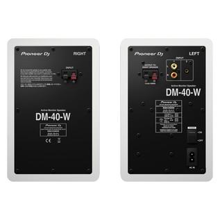 Pioneer DM-40 Active Monitor Speakers, Pair