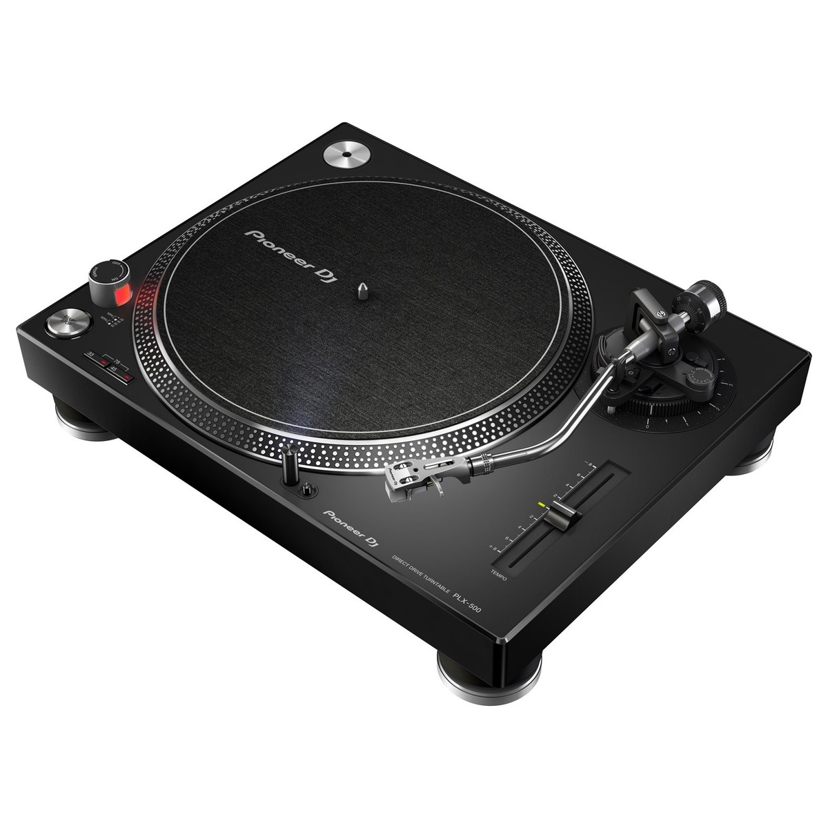 Image of Pioneer PLX-500 Direct Drive Turntable