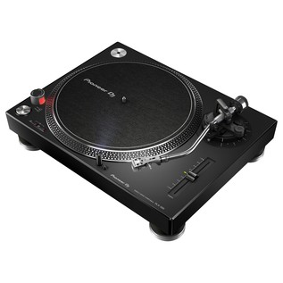Pioneer PLX-500 Direct Drive Turntable - Angled