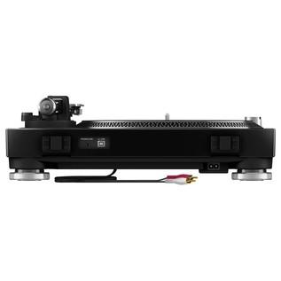 Pioneer PLX-500 Direct Drive Turntable - Rear