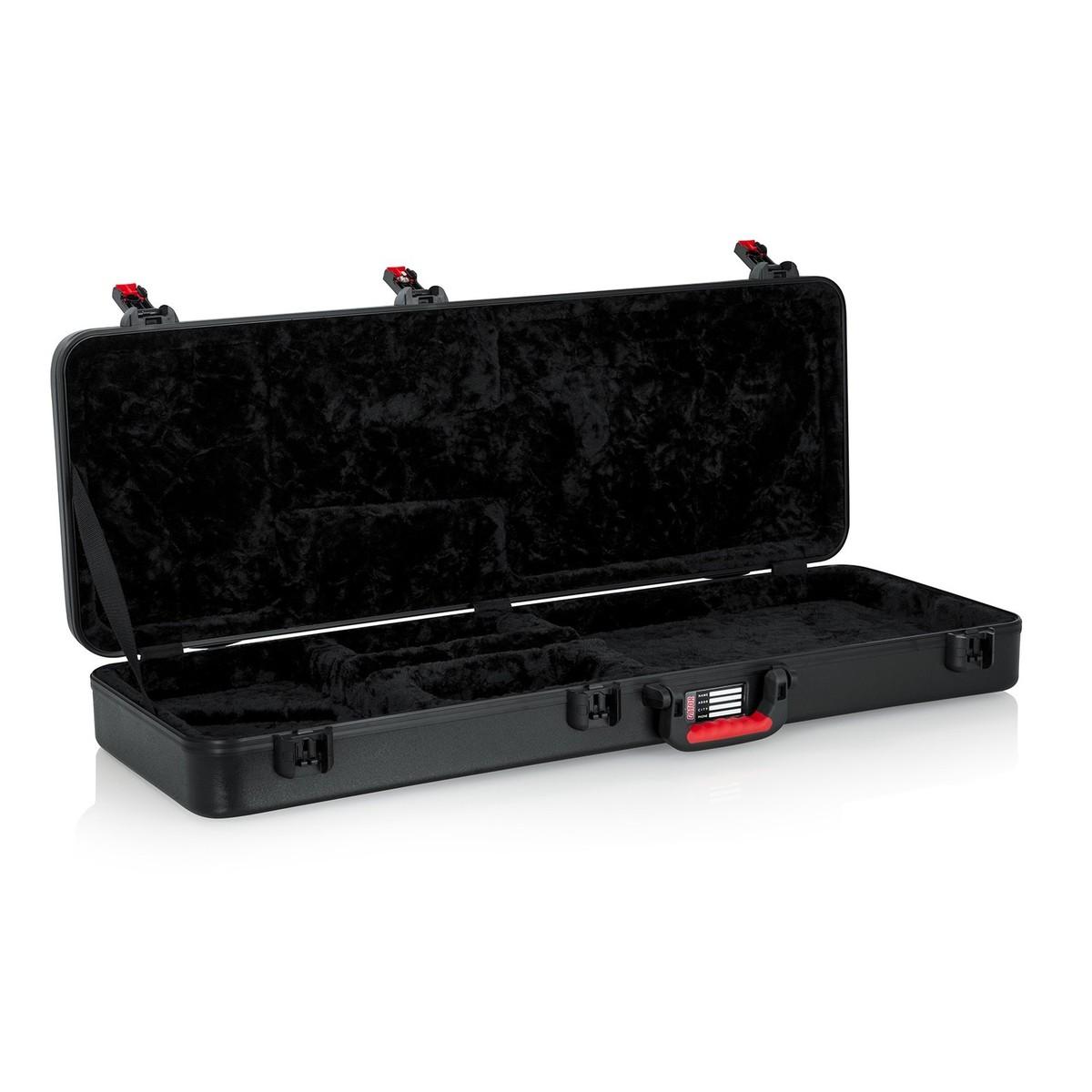 gator gtsa gtrelec electric guitar case at. Black Bedroom Furniture Sets. Home Design Ideas