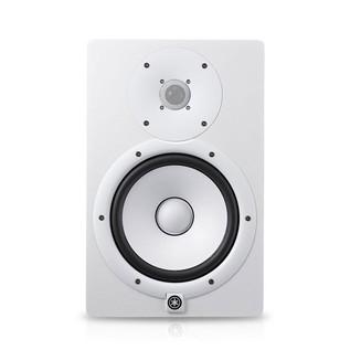 Yamaha HS8W Full-Range Studio Monitor, White
