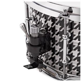 SJC Drums Tre Cool Houndstooth 14x6.5 Snare Drum