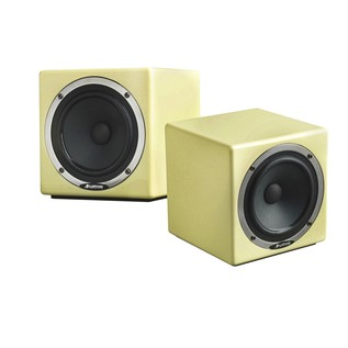 Avantone Mixcube Active Studio Monitor, Butter Cream (Single)