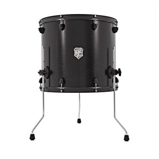SJC Drums Tour Series 18x16 Add-on Tom, Black