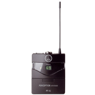 PT45 Band D (ISM) Wireless Bodypack Transmitter