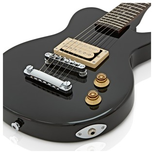 Greg Bennett Avion MAV-1 Mini Electric Guitar, Black