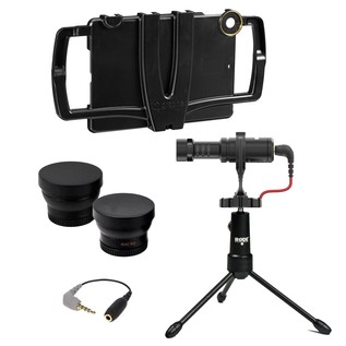 iOgrapher with Rode VideoMicro, iPad Air & Air2 - Bundle