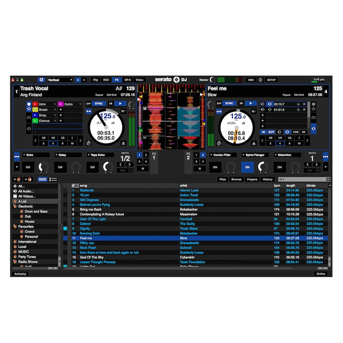 Image of Serato DJ Upgrade from Intro Download
