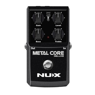 NUX Metal Core Deluxe Guitar Effects Pedal