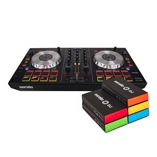 Pioneer DDJ-SB2 with Upgrade to Serato DJ - Bundle