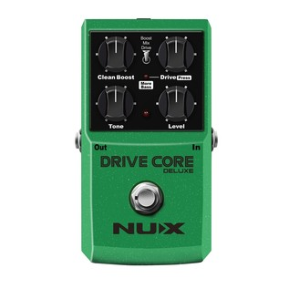 NUX Drive Core Deluxe Guitar Effects Pedal