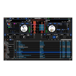 Numark Mixtrack Pro 3 with Upgrade to Serato DJ - Serato Screenshot