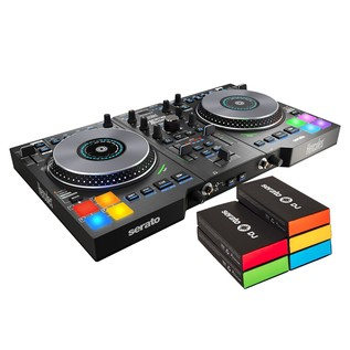 Hercules DJControl Jogvision with Upgrade to Serato DJ - Bundle
