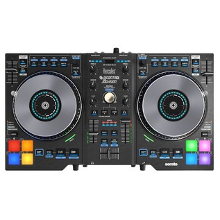 Hercules DJControl Jogvision with Upgrade to Serato DJ - Hercules DJControl Top