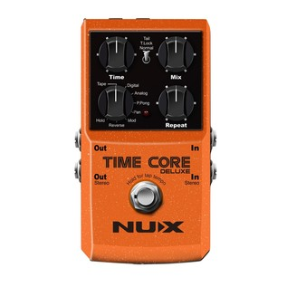 NUX Time Core Deluxe Guitar Effects Pedal