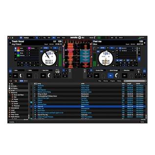 Hercules DJControl Jogvision with Upgrade to Serato DJ - Serato Screenshot