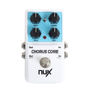 NUX Chorus Core Guitar Effects Pedal