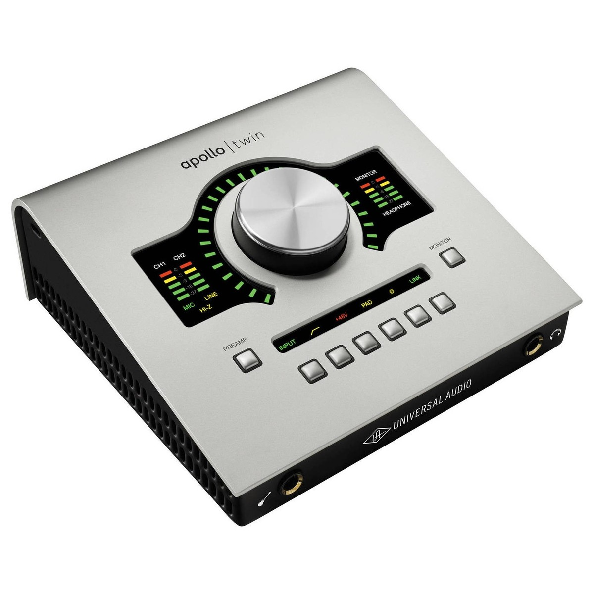 Image of Universal Audio Apollo Twin Solo Thunderbolt Audio Interface