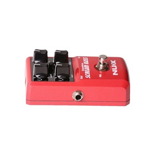 NUX Scream Bass Guitar Effects Pedal