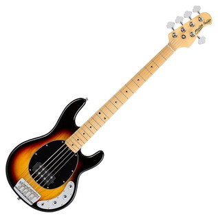 Sterling by Music Man RAY35 Classic Bass Guitar, 3-Tone Sunburst