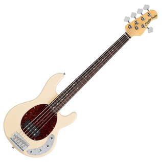 Sterling by Music Man RAY35 Classic Bass Guitar, Vintage Cream