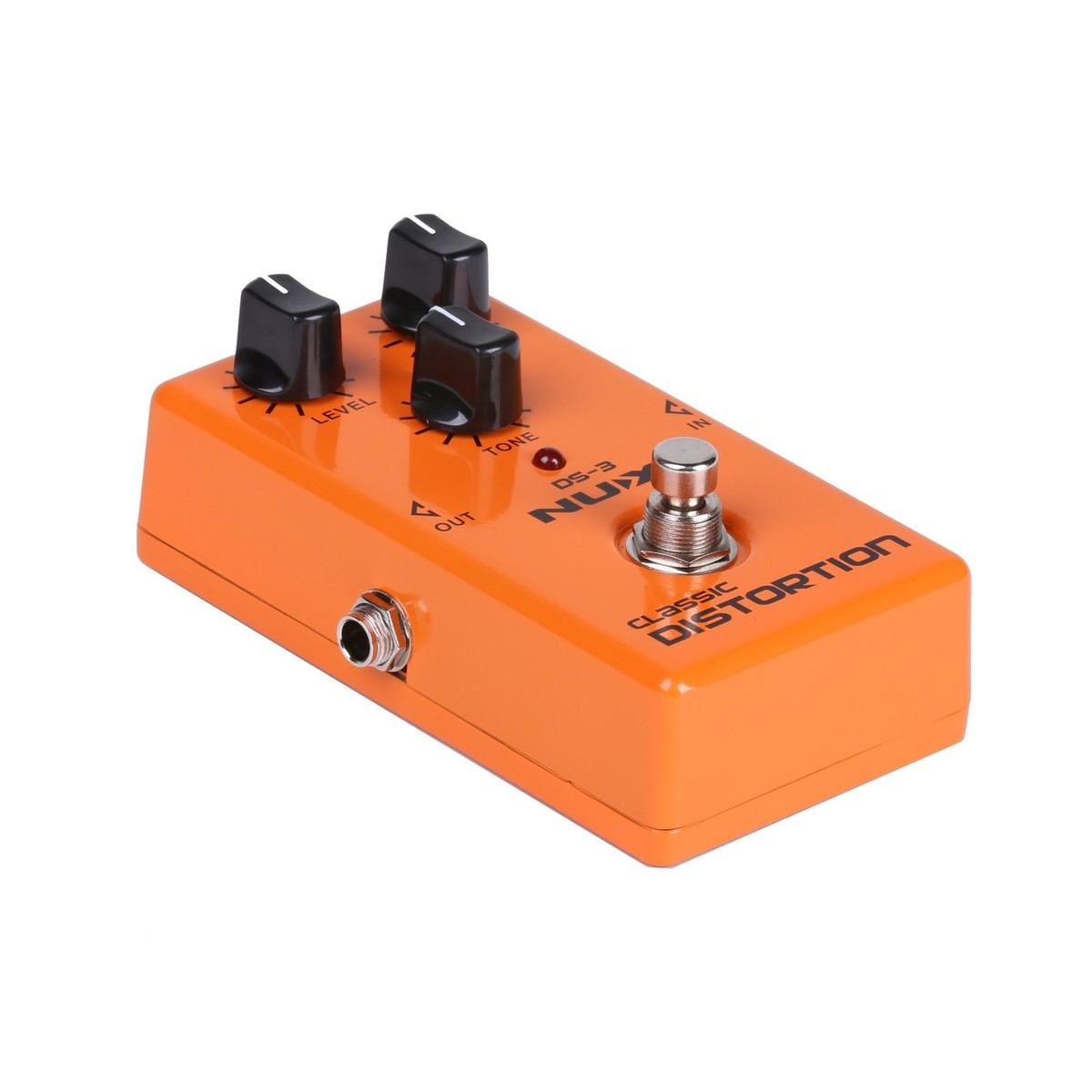 NUX DS-3 Distortion Guitar Effects Pedal at Gear4music.com