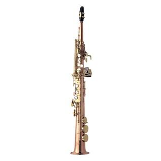Yanagisawa S902 Soprano Saxophone, Bronze Body