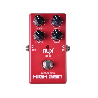 NUX HG-6 Guitar Effects Pedal