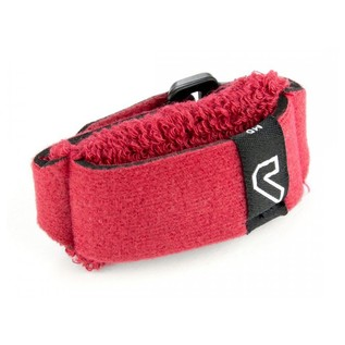 Gruv Gear FretWraps HD Fire 3-Pack Red, Medium