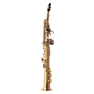 Yanagisawa S991 Soprano Saxophone, Brass Body