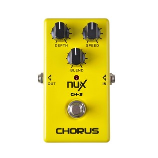 NUX CH-3 Guitar Effects Pedal