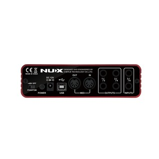 NUX UC-2 USB Audio Interface